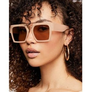 NWT {Free People} Wave Runner Sunglasses